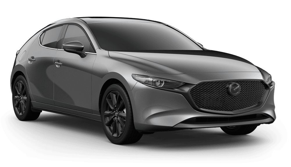 New 2019 Mazda3 FWD MANUAL W/PREM PK