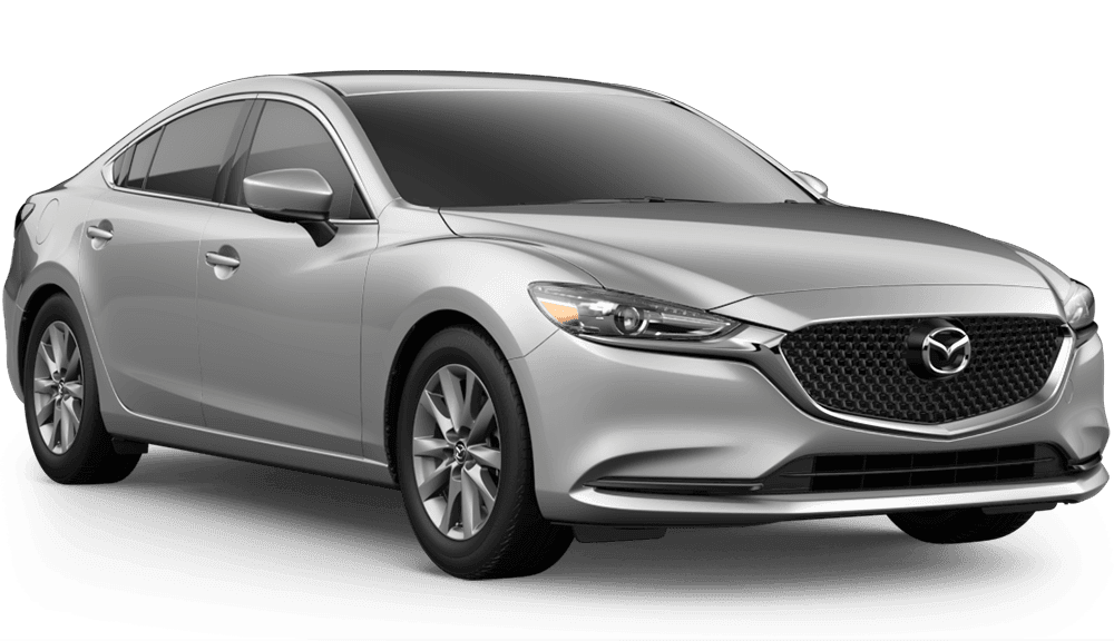 New 2019 Mazda6 4DR SDN SPORT AT