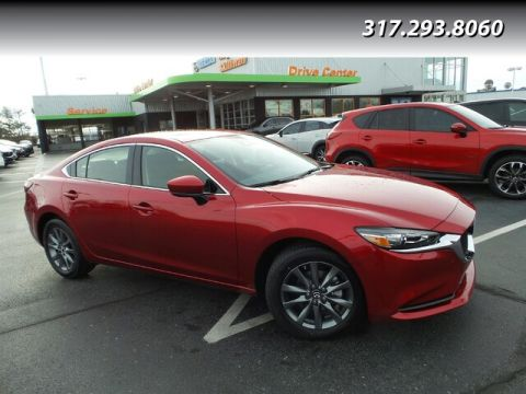 New 2020 Mazda6 4DR SDN SPORT AT