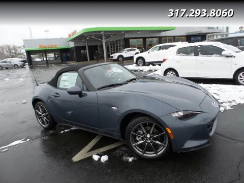 New 2020 Mazda MX-5 Miata Grand Touring