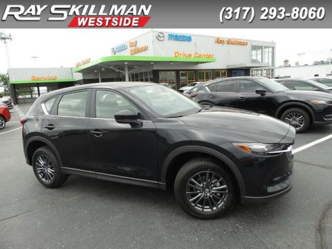 New 2019 Mazda CX-5 4DR AWD SPORT AT