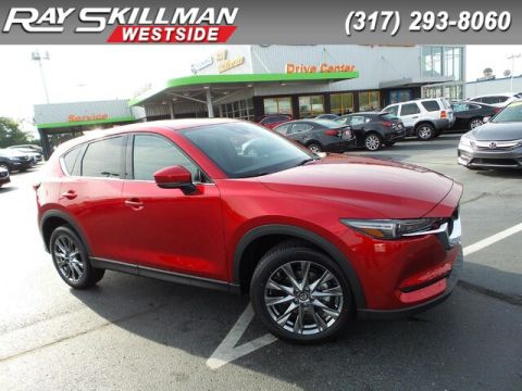 New 2019 Mazda CX-5 4DR SIGNATURE AWD
