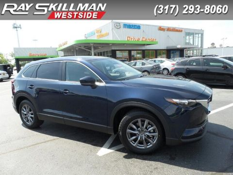 New 2019 Mazda CX-9 4DR FWD SPT