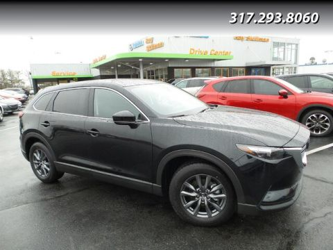 New 2020 Mazda CX-9 4DR FWD SPT