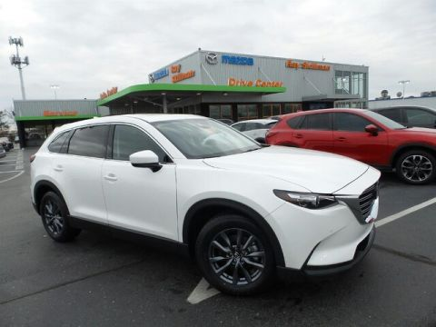 New 2020 Mazda CX-9 4DR FWD TOUR