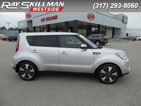 Pre-Owned 2015 Kia Soul NAV,MOONROOF,LTHR