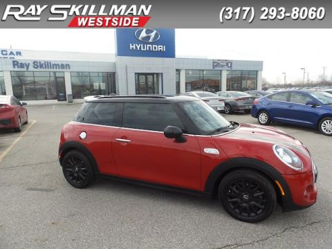 Pre-Owned 2015 MINI 3 Door S